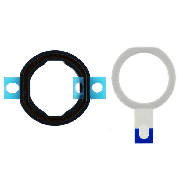 iPad Air Home Button Rubber Gasket with Spacer