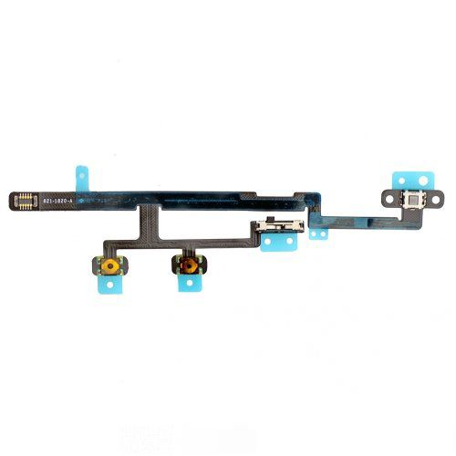 iPad Air Power Button Flex Cable