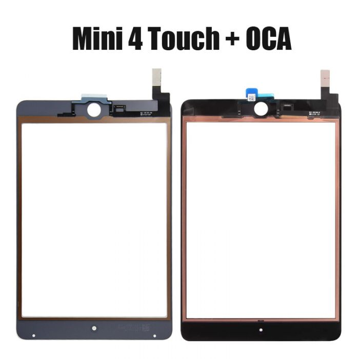 Touch Screen Digitizer with OCA or without OCA for iPad Mini 4