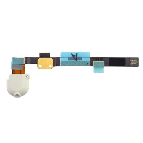 iPad mini headphone jack flex cable ribbon white