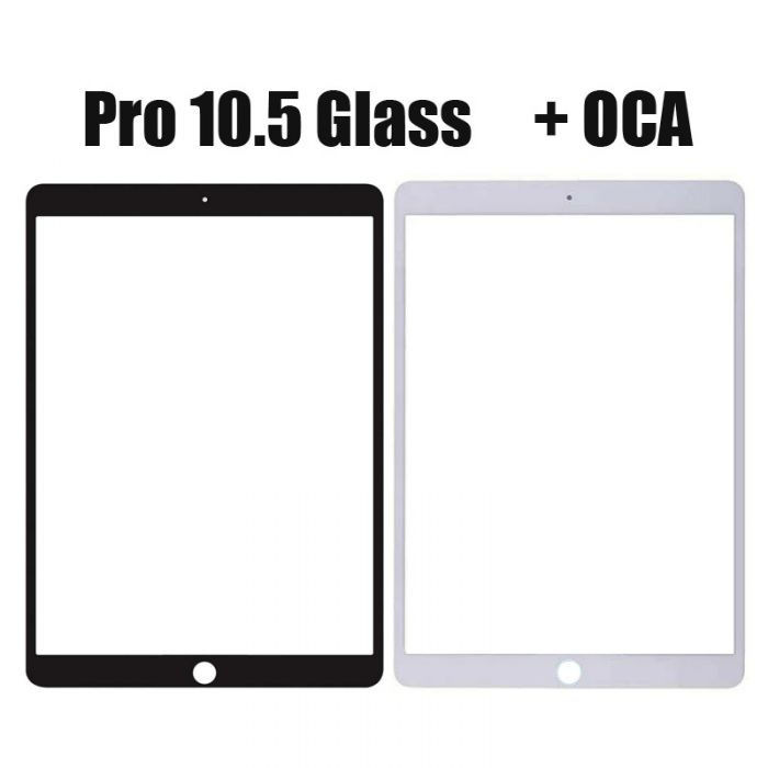 Front Glass with OCA or Without OCA For iPad Pro 10.5 inch
