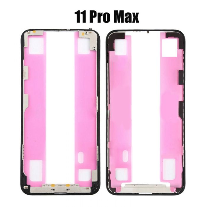 Frame Bezel for iPhone 11 Pro Max with Sticker