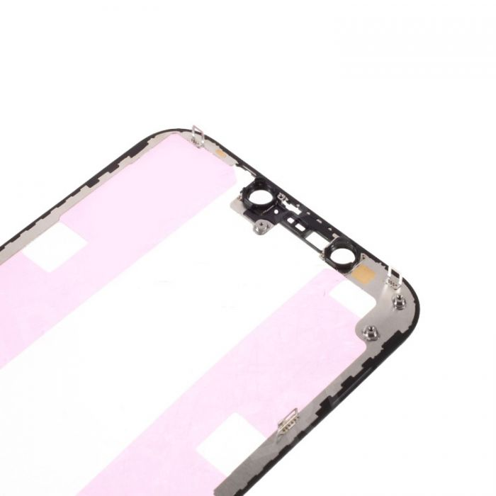 1:1 Quality Frame Bezel for iPhone 12 / 12 Pro to Support Screen