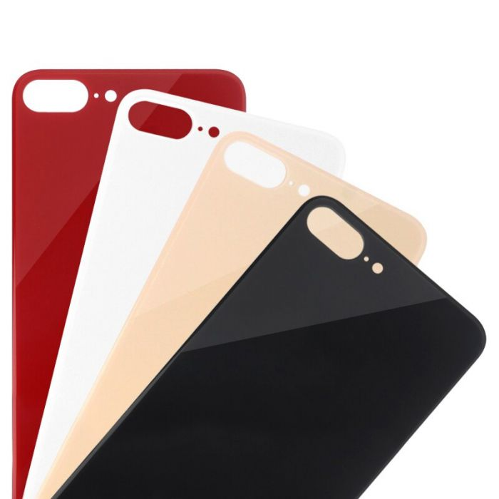 Big Hole Back Glass Replacement for iPhone 8 8 Plus SE 2020