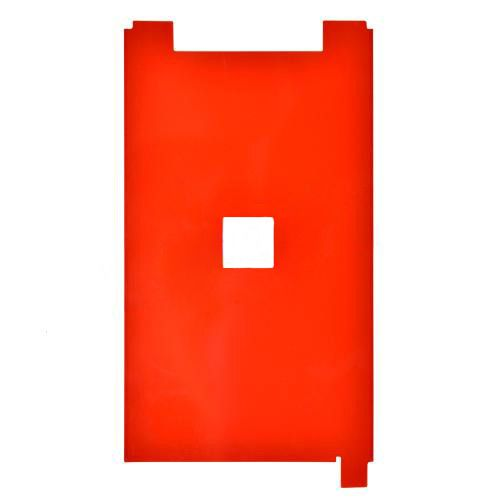 Red LCD Screen Back Protector for iPhone 5 5C 5S SE