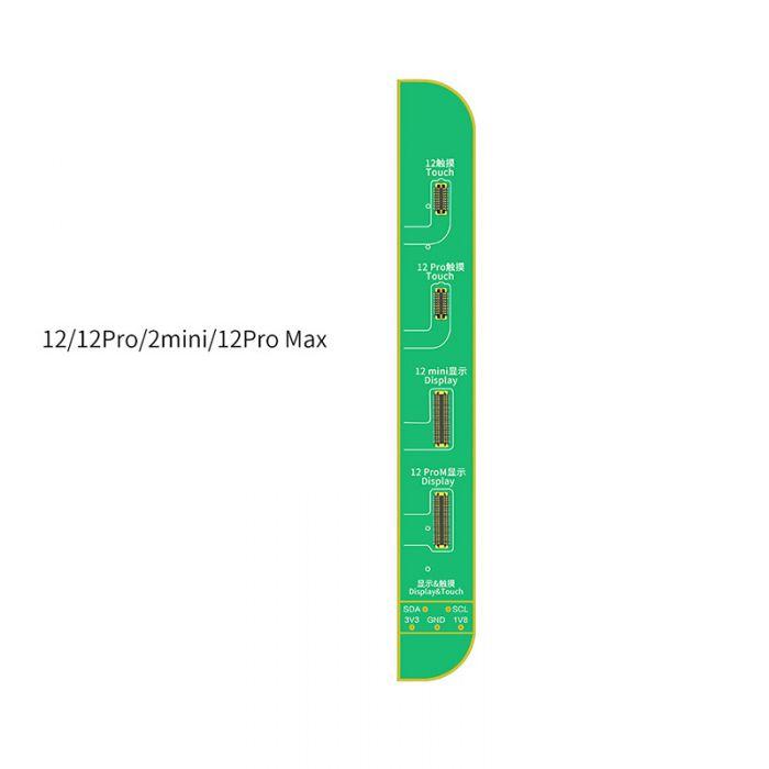 Light Sensor True Tone Board for iPhone 12 mini 12 Pro Max Used on JC V1S JC ID