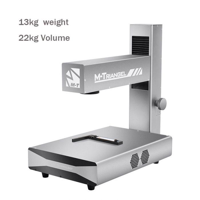 M-Triangel M One Mini Laser Machine for back glass remove