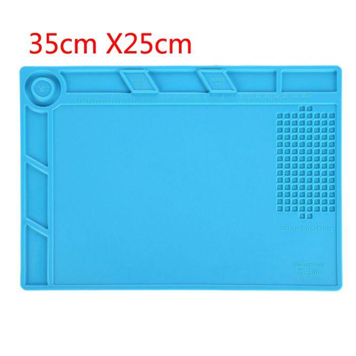 Repair Mat Heat Insulation Silicone Pad