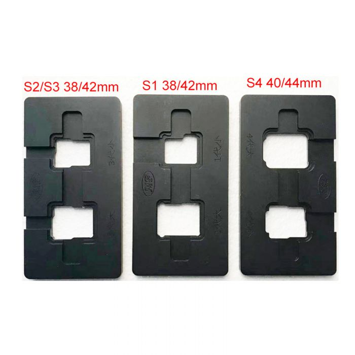 38mm 40mm 44mm 42mm Metal Position Alignment Mould Mold For Apple Watch Series 4 5 S4 S3 S2 LCD Glass OCA