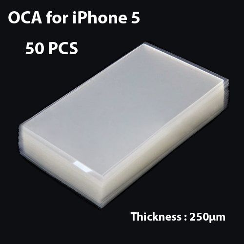 OCA Optical Clear Adhesive for iPhone 5
