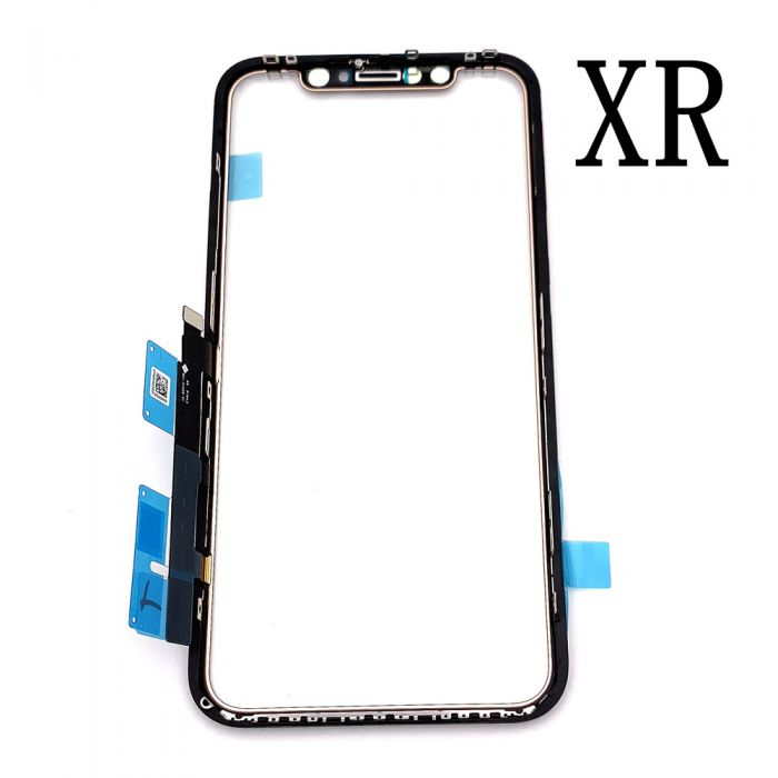 OEM Original Touch Panel Screen Digitizer with Frame Bezel for iPhone XR with OCA or without OCA