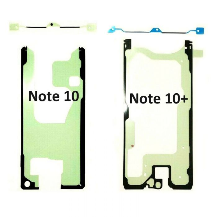 Original OLED Screen Frame Adhesive Sticker Tape for Samsung Galaxy Note 10 Note 10+