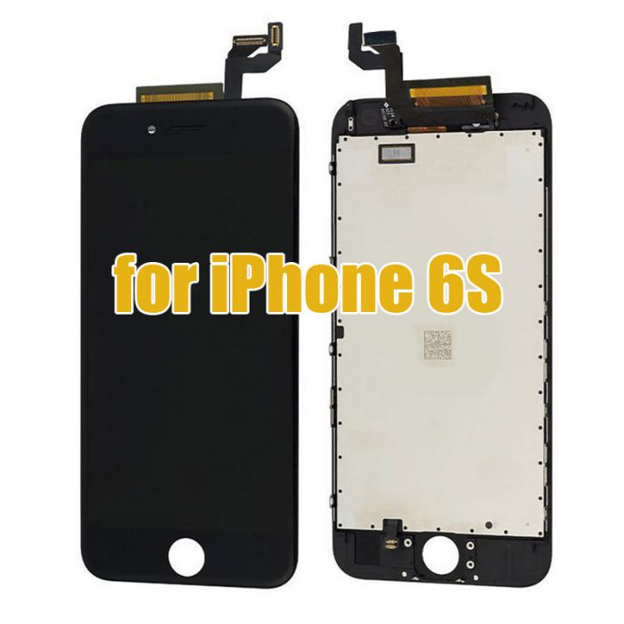 LCD Screen Digitizer Assembly Black for iPhone 6S