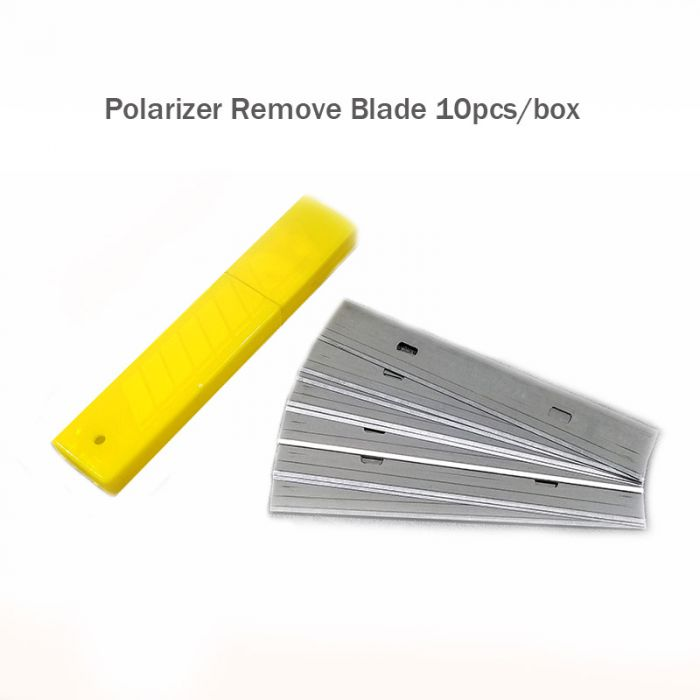 10PCS/BOX Blade for OCA Polarizer Remove