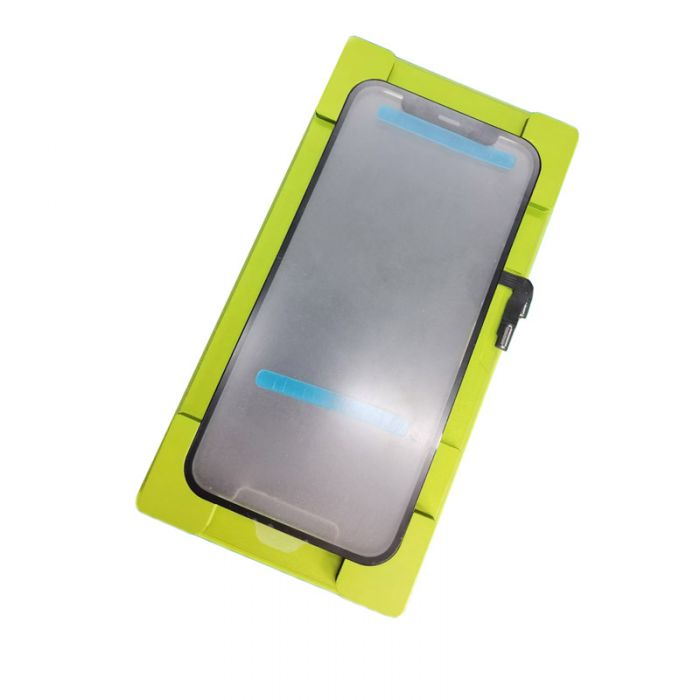 sameking green 2 in 1 Alignment and lamination mould mold for iPhone 12 12 Pro