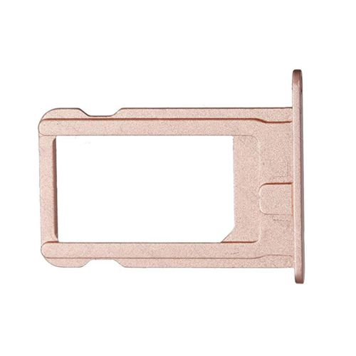 Rose Gold SIM Card Tray for iPhone SE