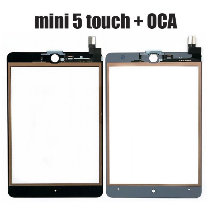 Touch Screen Digitizer with OCA or without OCA for iPad Mini 5