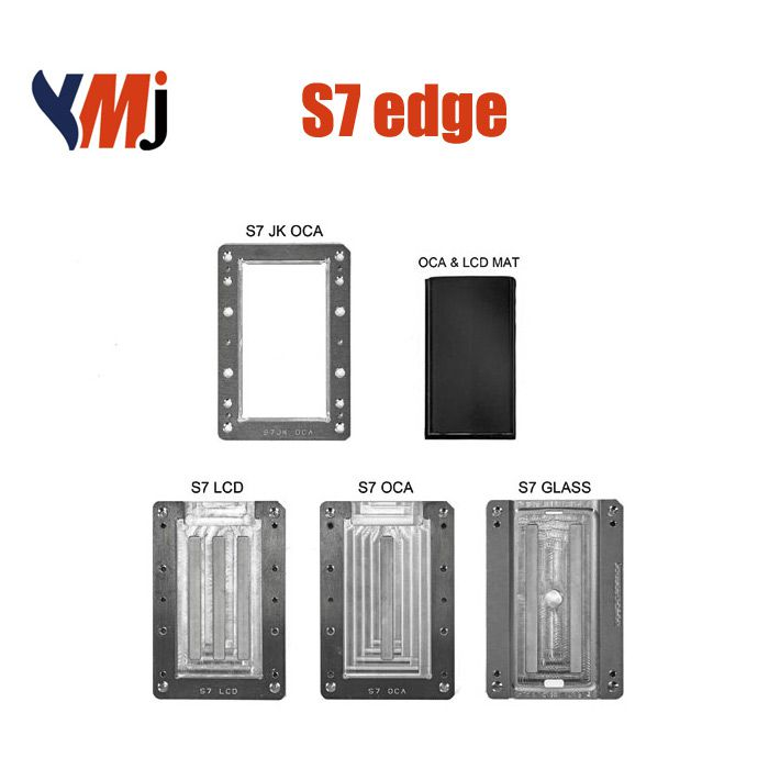 YMJ Alignment Lamination Mold Mould for Samsung S7 Edge