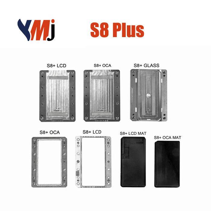 YMJ Samsung S8 Plus LCD OCA Alignment Lamination Mold Mould
