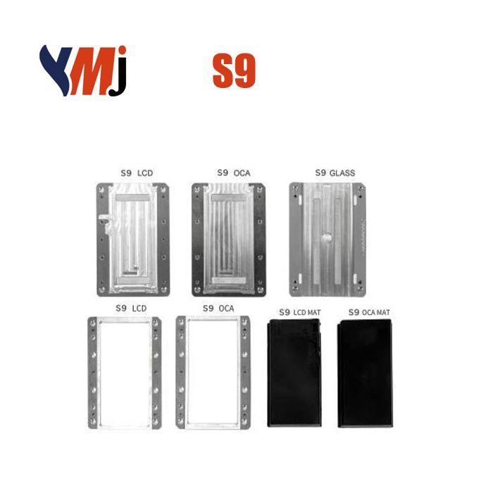 YMJ Samsung S9 LCD OCA Alignment Lamination Mold Mould