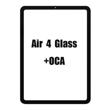 Front Glass with OCA or Without OCA For iPad Air 4