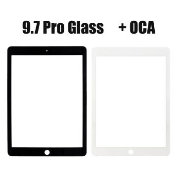 Front Glass with OCA or Without OCA For iPad Pro 9.7 inch
