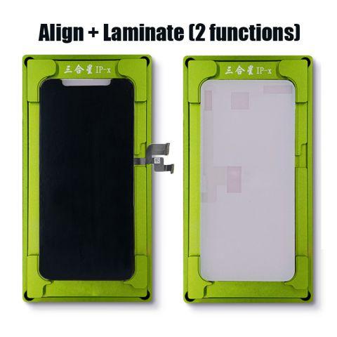 Sameking mold mould for iphone x xs max xr lcd refurbish
