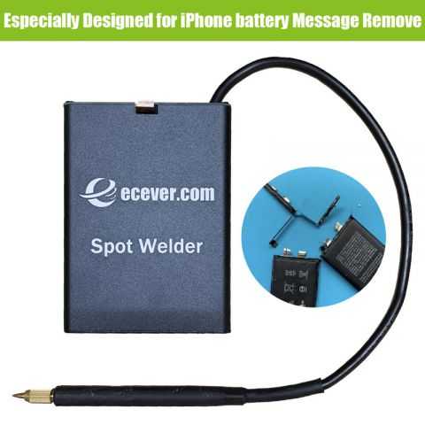 Ecever Brand Spot Welder Welding Tool for iPhone XR XS MAX 11 Pro Max Battery Message Pop Out Removing