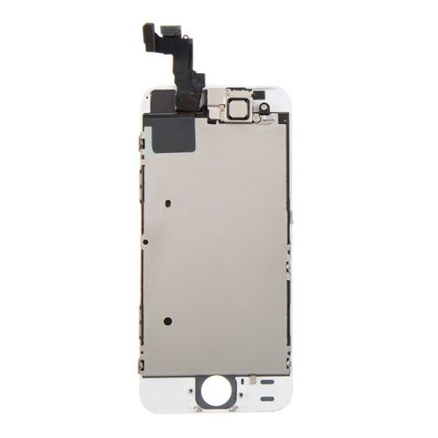 iPhone 5S LCD Screen with Small Parts Complete Combo White