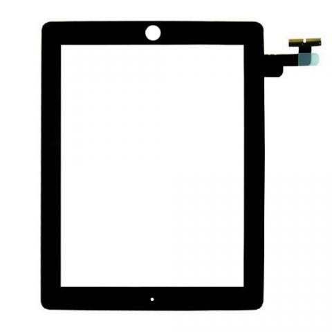 iPad 2 Touch Screen Black